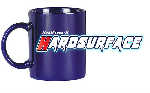 HeatPress It - HardSurfaces  -  transfer paper for hard surface products