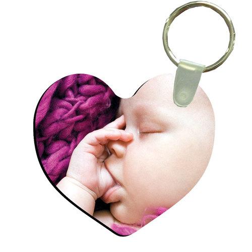 Unisub FRP Heart Shape Key Tag