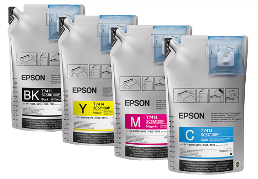 Epson Sure Colour Sublimation Ink