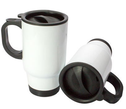Stainless Steel Sublimation Travel Mug