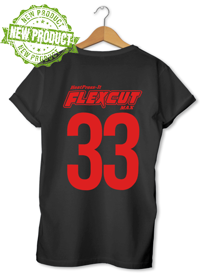FlexCUT Max Passion Red 33