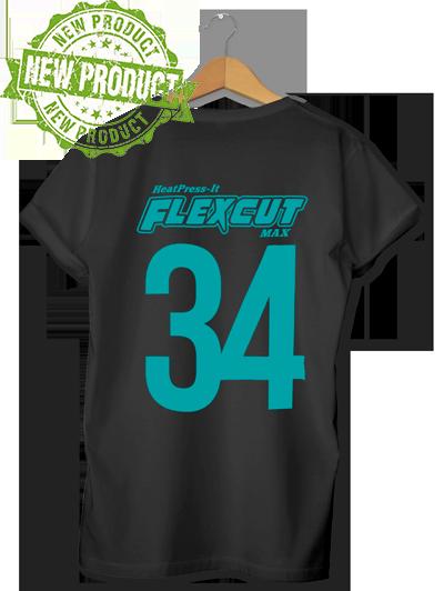 FlexCUT Max Turquoise 34