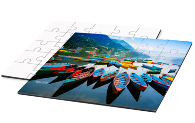 A4 30 Piece Wooden Jigsaw Puzzle,