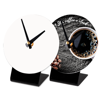 Round Table Top Clock Kit