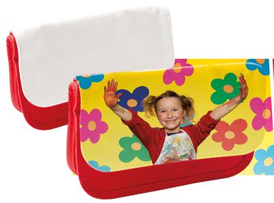RED Makeup Bag / Pencil Case