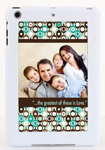 White SwitchCase Snap for iPad Mini