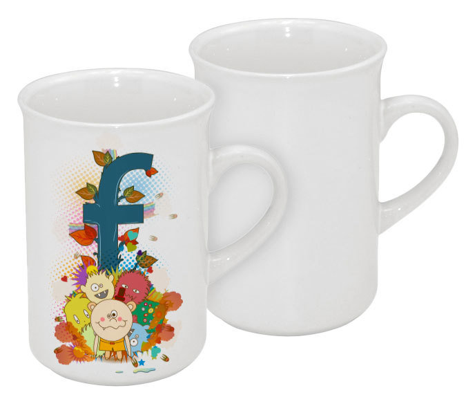 10oz Windsor Style Sublimation Mug
