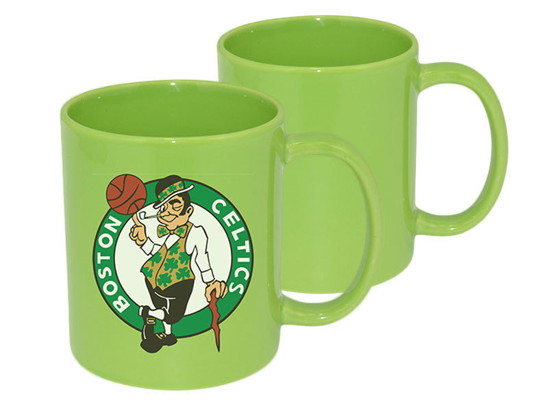 11oz Light Green Mug