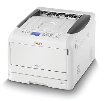 OKI Pro 8432WT A3  White Toner Printer