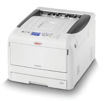 OKI Pro 8432WT A3  White Toner Printer
