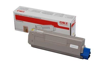 OKI C711WT Toners
