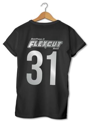 FlexCUT Max Silver Metallic 31