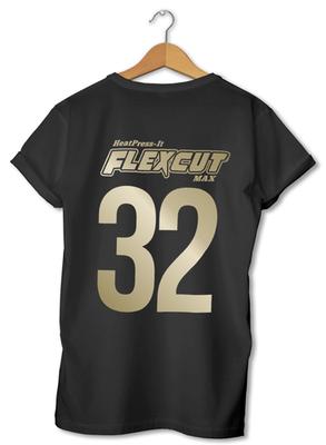FlexCUT Max Gold Metallic 32