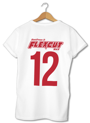 FlexCUT Max Red Electric 12