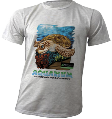 Ash Grey Adult Sublimation T-Shirt