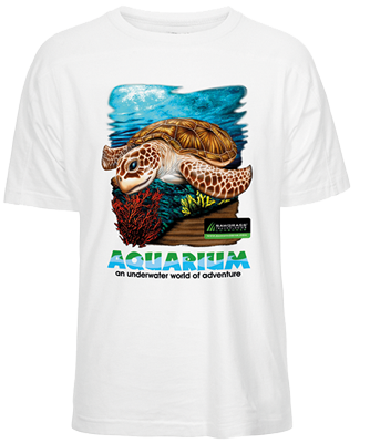 White Adult Sublimation T-Shirt
