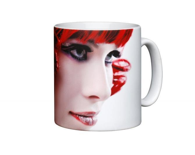 Satin Sublimation Photo Mug 11oz