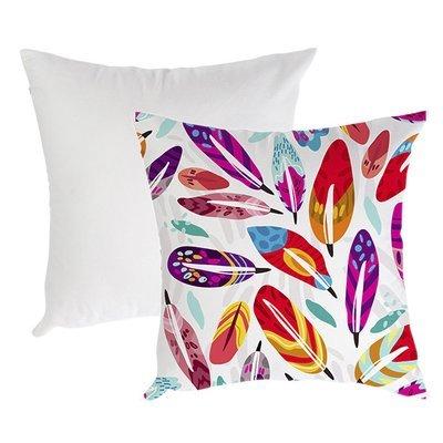 Plush Velvet Sublimation Cushion Covers