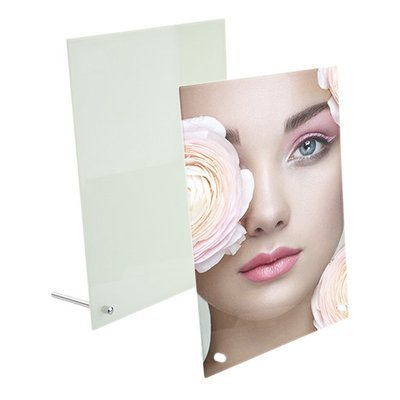 Glass Photo Panel  Portrait 127 x 178mm