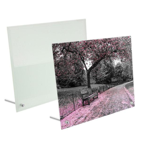 Glass Photo Panel Landscape 254 x 203mm