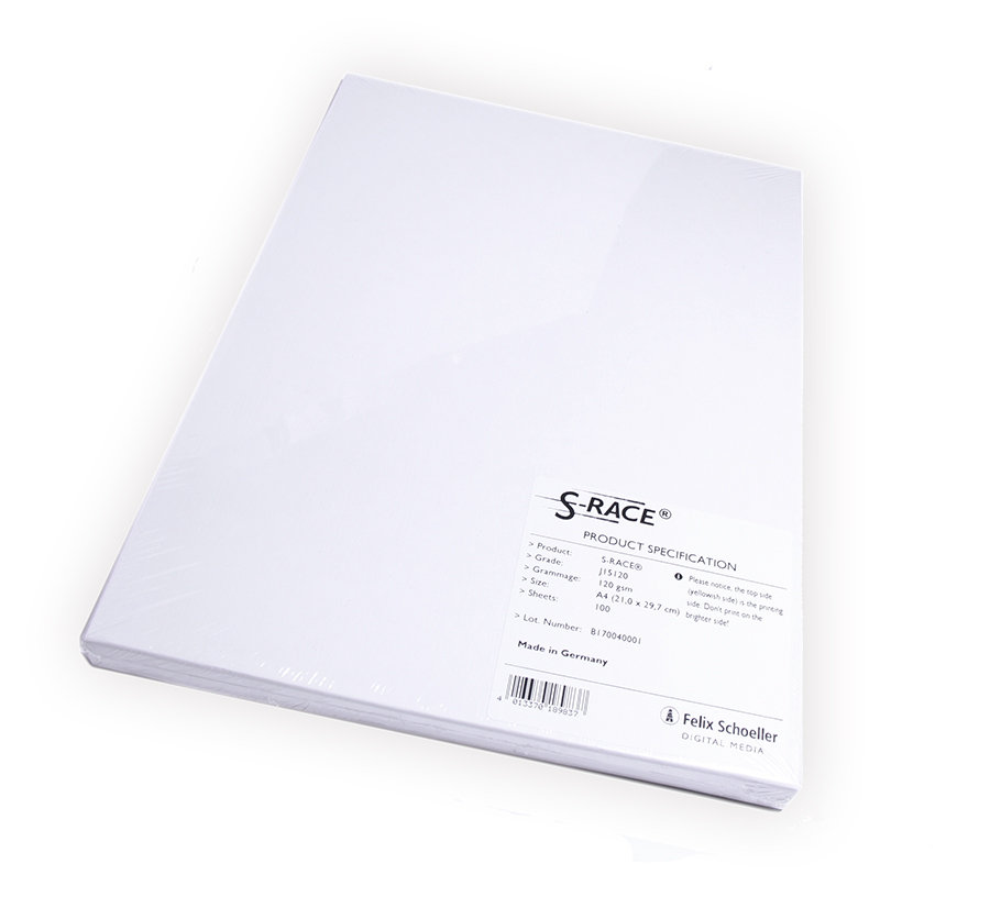 S-Race Sublimation Paper
