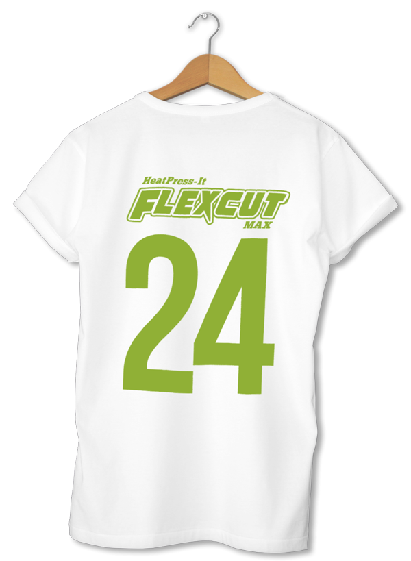 FlexCUT Max Green Apple 24