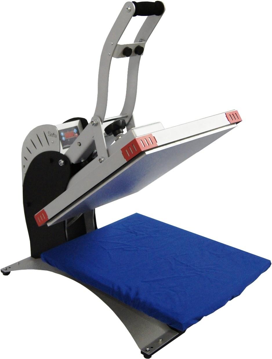 Air Clam Flat Press