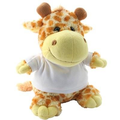 Sublimation Plush Giraffe