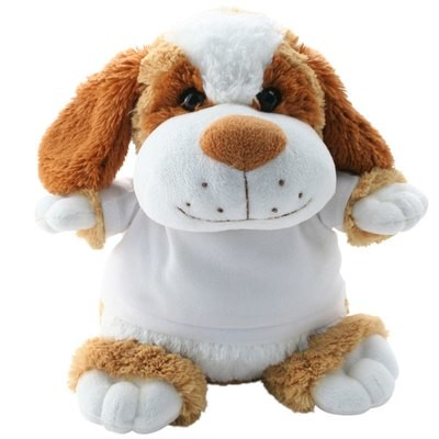 Sublimation Plush Dog