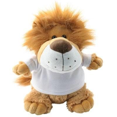 Sublimation Plush Lion