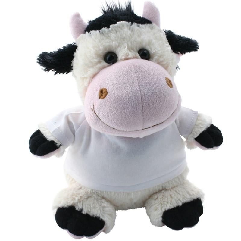 Sublimation Plush Cow