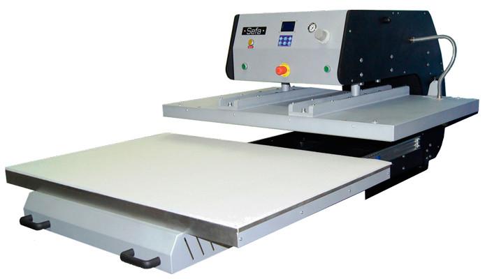Sefa-Slide Large Format Flat Press