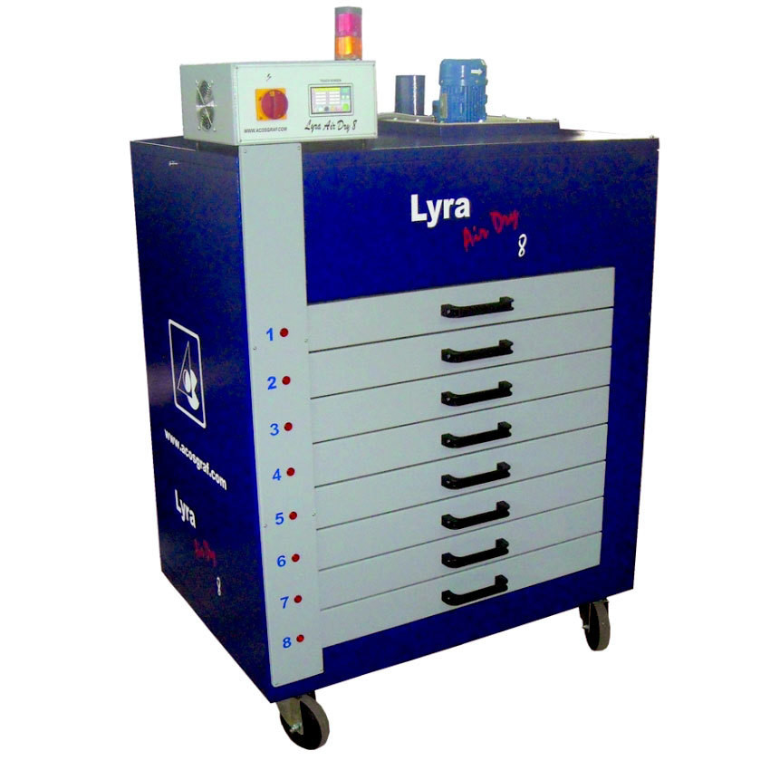Lyra DTG Drying oven