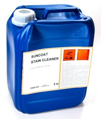 SUNCOAT YC606 STAIN CLEANER