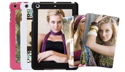 Chromaluxe Metal Insert For SwitchCase Snap iPad Mini