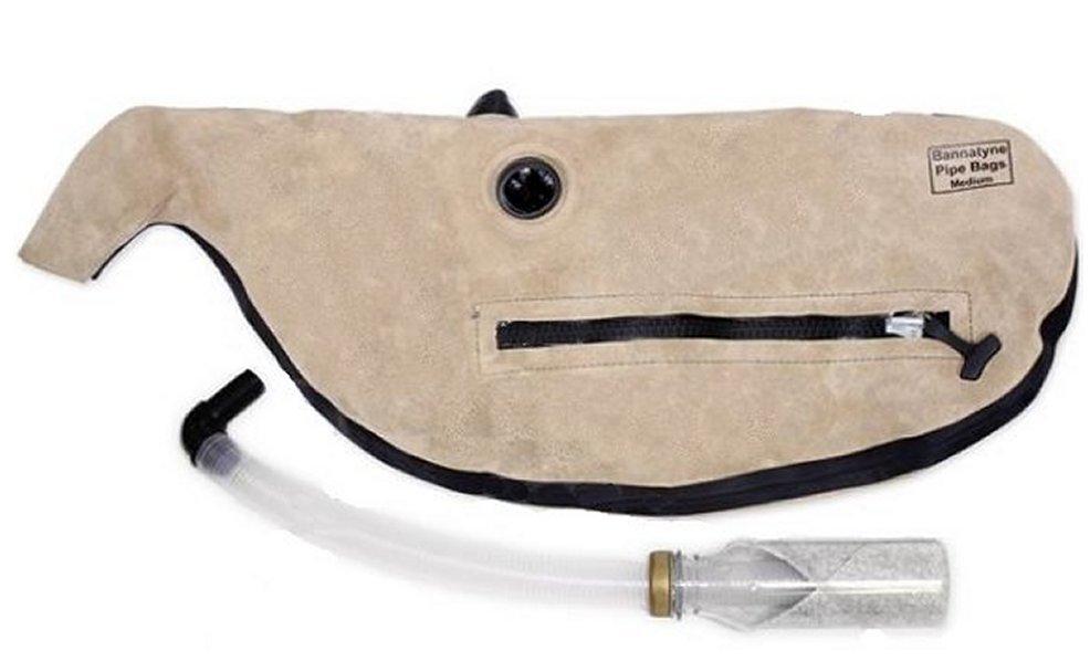 PB2 Bannatyne Hide Zip Bag 00059