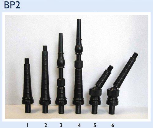 BP2 Single Combed Plastic Wide Bore Blowpipe
