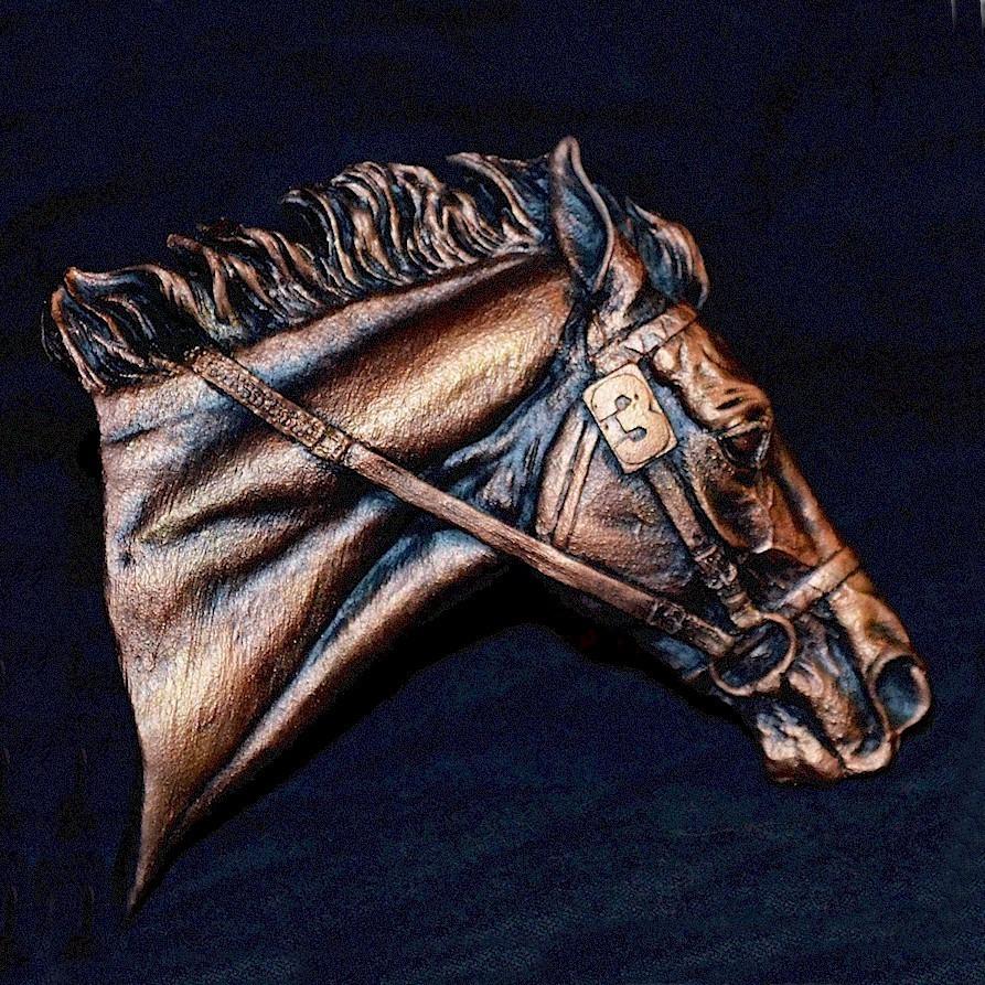 Elmhurst Medallion - Faux Copper