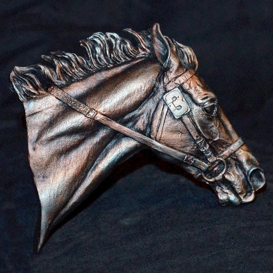 Elmhurst Medallion - Faux Bronze