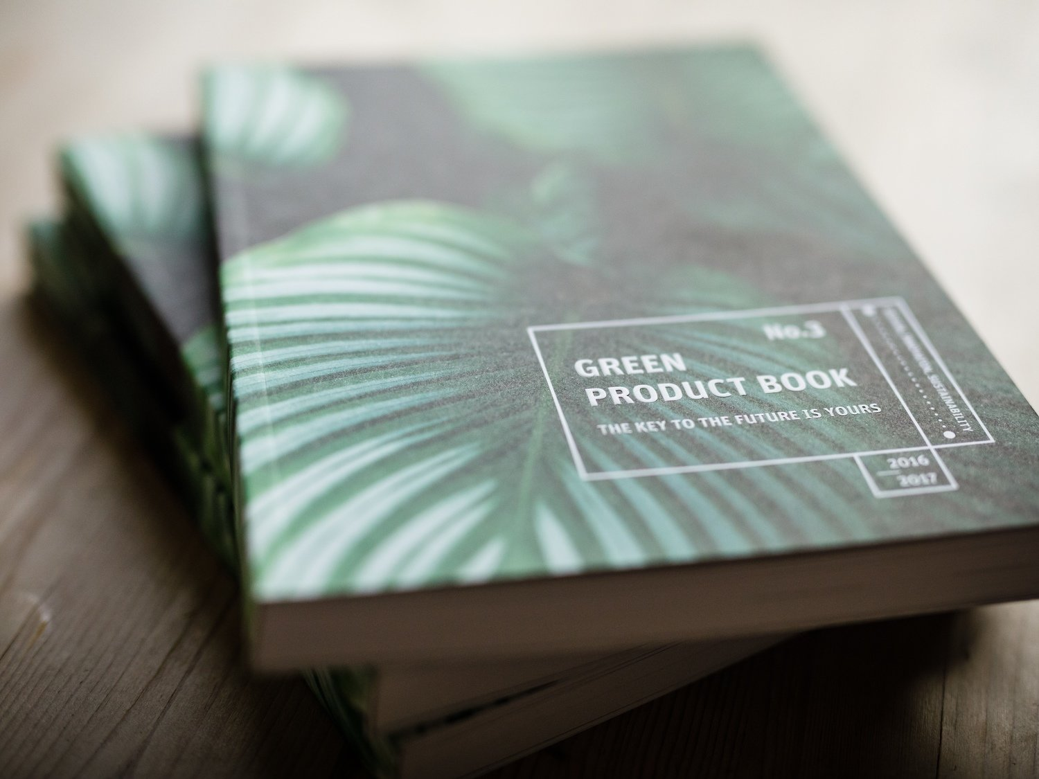 Green Product Book No 3 & 4