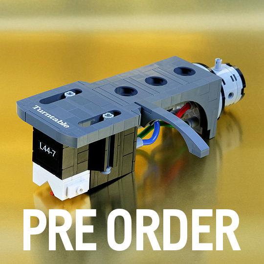 L44-7 Stylus & Headshell (Pre-Order) 0022-P