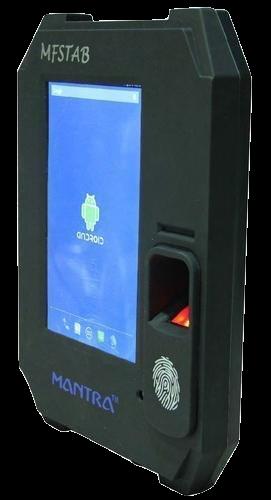 Mantra MFSTab 3G - Aadhaar Enabled Attendance System