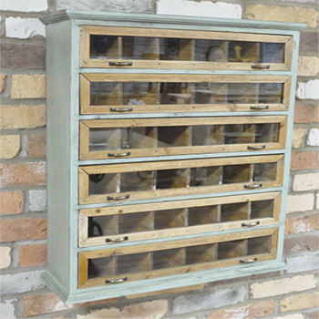 The Pierre Wall Display Cabinet