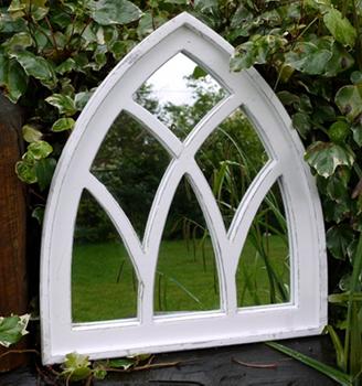 Small Arch Mirror