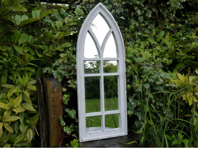 Narrow Arch Mirror