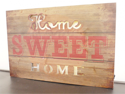 Wall Décor - Home Sweet Home