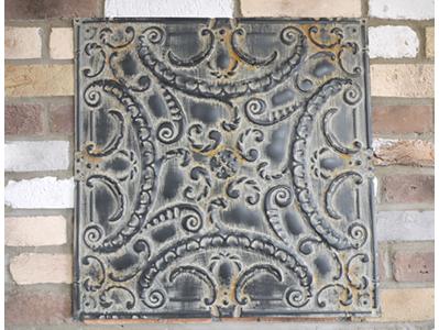 Wall Panel Cross Art