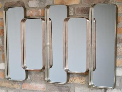 Multi Wall Mirror
