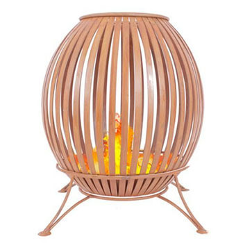 Aspen Recycled Fire Pit