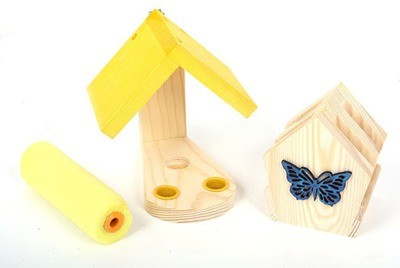 Wildlife National Trust Collection Butterfly House Kit